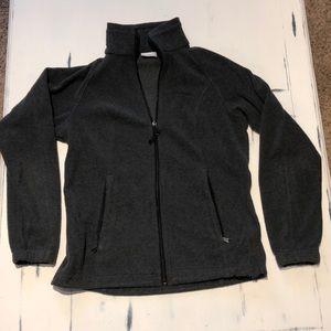 Women's Columbia zip up jacket